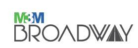 LOGO - M3M Broadway
