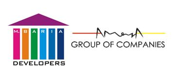 M Baria Developers and Ameya Group of Companies