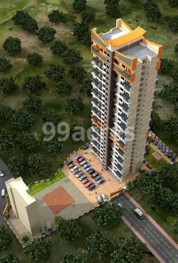 Vaishnavi Highlife Aerial View