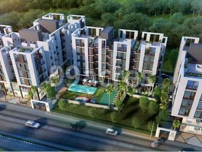 Magnolia Infrastructure Development Ltd Builders Magnolia Grand Rajarhat, Kolkata East