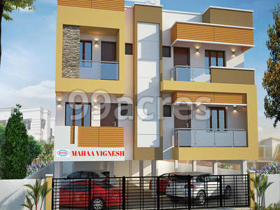 Mahaa Vignesh Construction and Estate Mahaa Vignesh Sakthi Dara Kolathur, Chennai North
