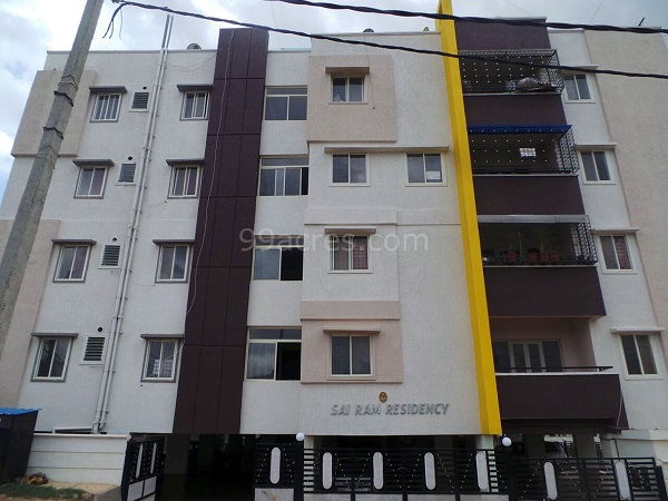 Sai Ram Residency in KR Puram, Bangalore East