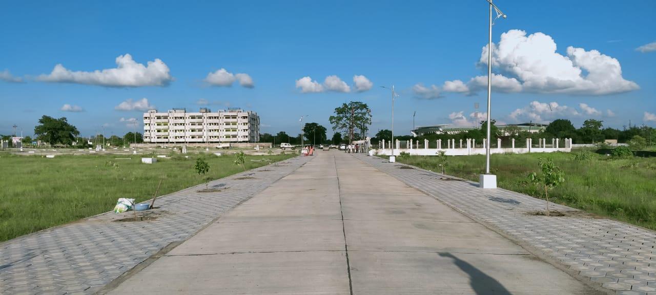 Mahalaxmi Nagar 16 Site View
