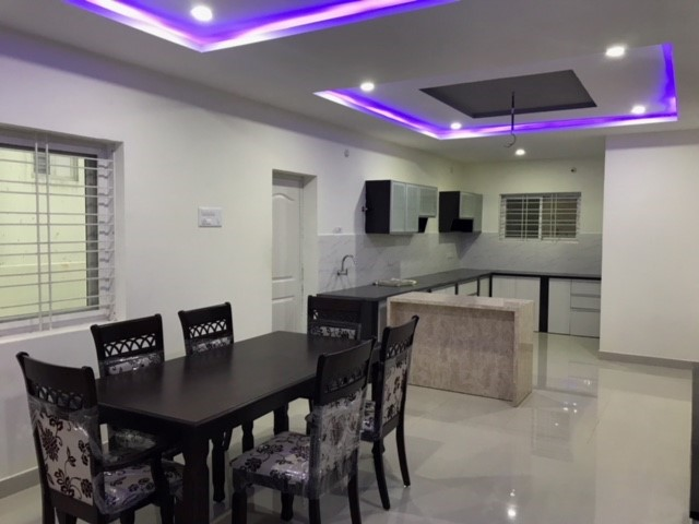 Mahalakshmi Grand Sample Dining Room