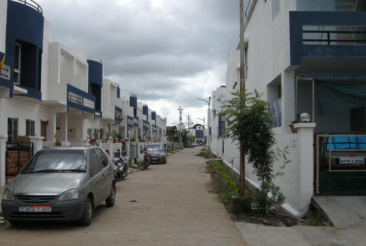 Mahendra City Internal Roads