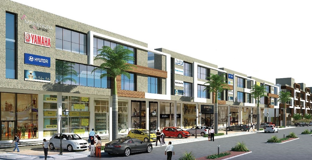 Mahendra Square cmmercial
