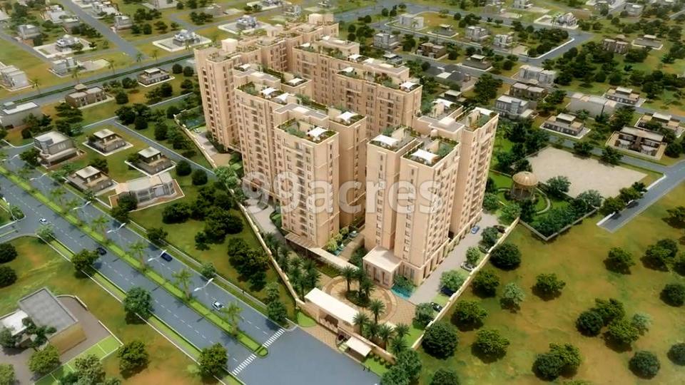 Mahima Florenza Aerial View