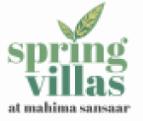 LOGO - Mahima Spring Villa