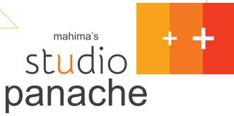 LOGO - Mahima Studio Panache