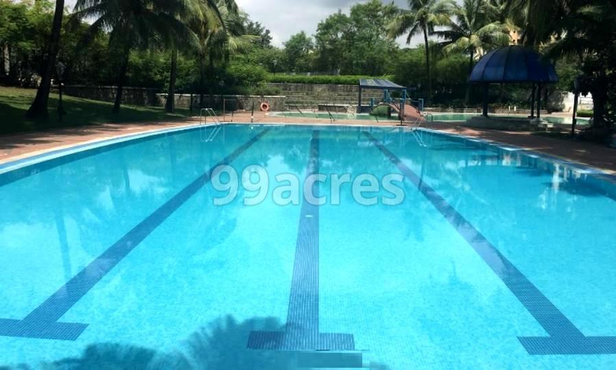 Mahindra Great Eastern Gardens Swimming Pool