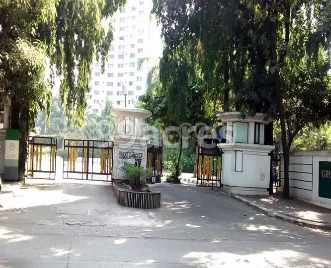 Mahindra Great Eastern Gardens Entrance