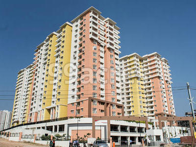 Mahindra Lifespaces Developers Mahindra Ashvita Hi-Tech City, Hyderabad