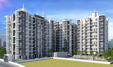 Majestique Landmark Builders Majestique Manhattan Wagholi, Pune