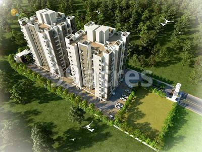Majestique Landmark Builders Majestique Oasis Wagholi, Pune