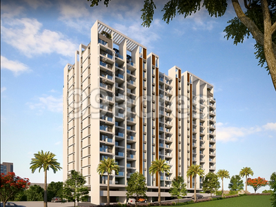 Majestique Landmark Builders Majestique Towers Kharadi, Pune