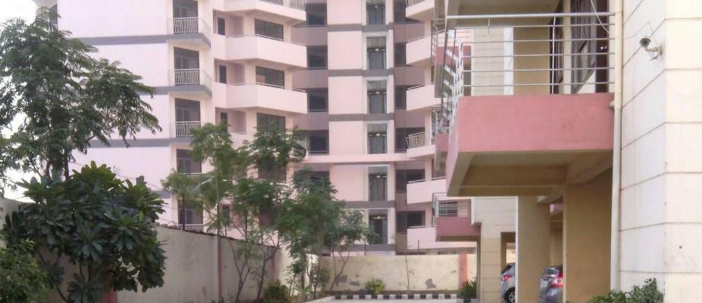 Mangal Murti Apartments Elevation