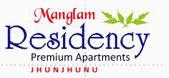 LOGO - Manglam Residency