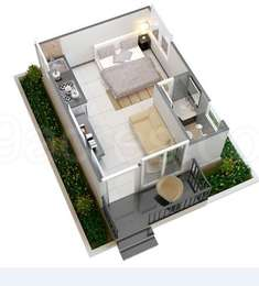 1 BHK Villa in Manju Groups Farm House