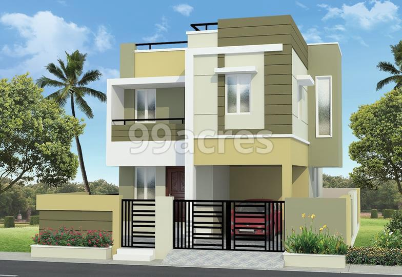 Manoo Nakshatra Nagar Villas