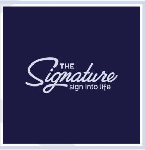 LOGO - The Signature
