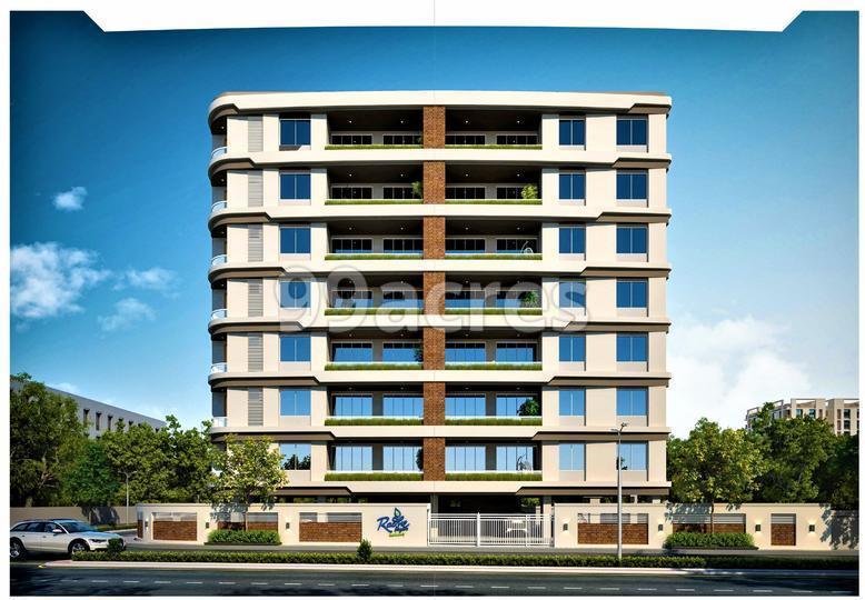 Radhe Shyam Residency Elevation