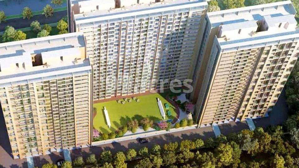 Mantra Codename Wonderland Aerial View