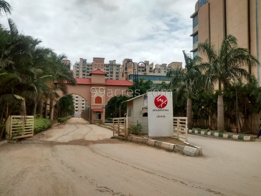 Mantri Espana in Sarjapur  Road, Bangalore East