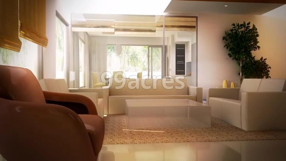 Mantri Signature Villas Living Room