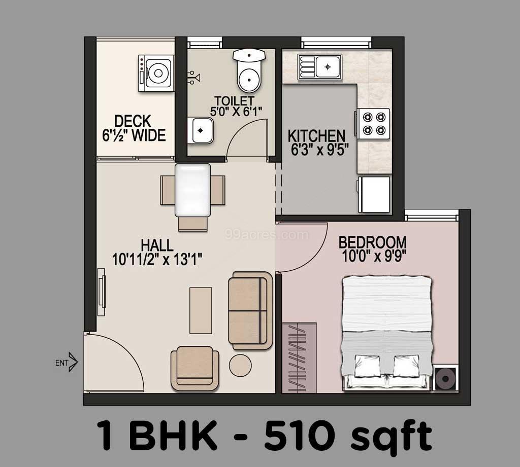 Mantri developers mantri navaratna floor plan mantri for 1 bhk home designs