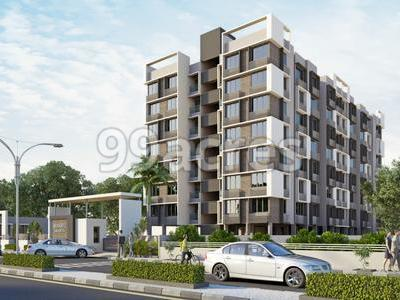 Maruti Infracon Shubh Vastu Heights Jagatpur, SG Highway & Surroundings
