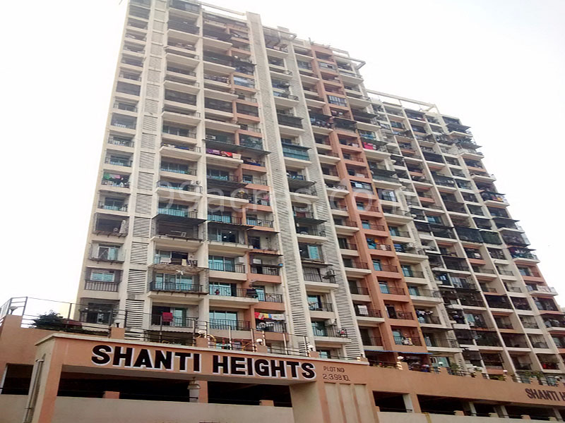 Marvel Shanti Heights Front Elevation