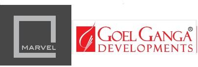 Marvel Realtors and Goel Ganga Developments