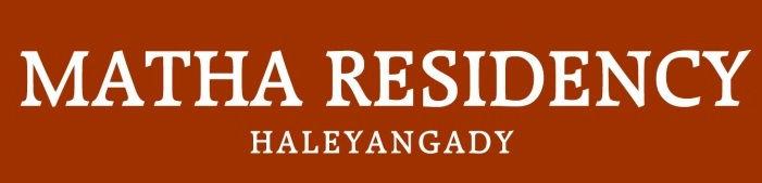 LOGO - Matha Residency Haleyangady