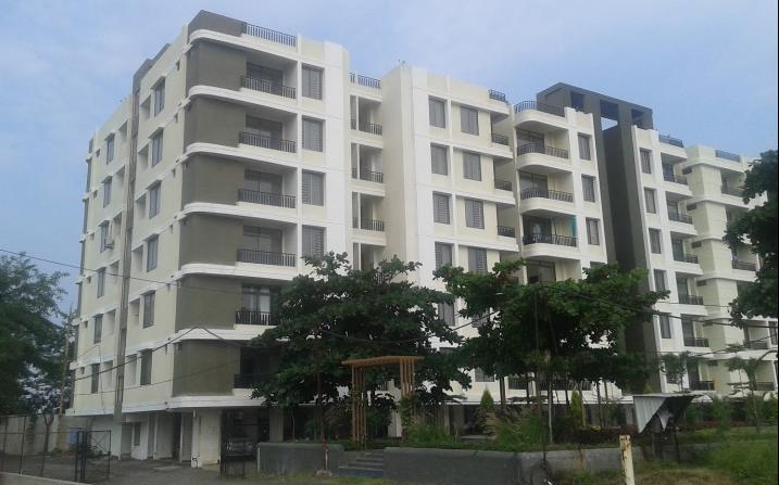 Matrika Casa Greens Elevation