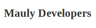 Mauly Developers