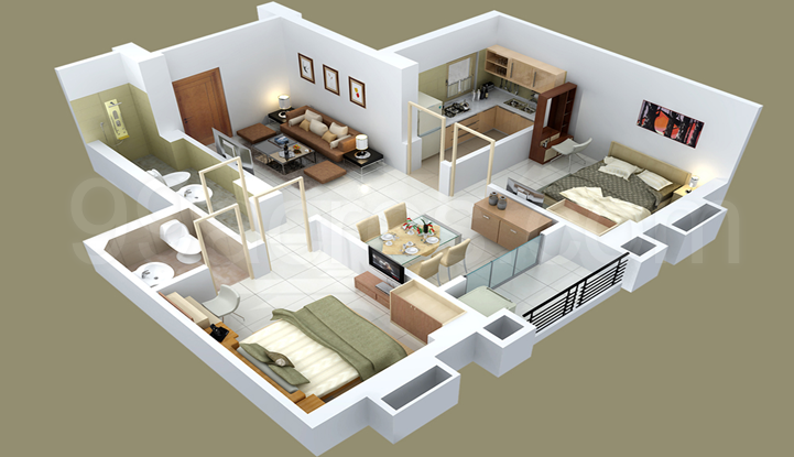 Maurya Infratel Maurya City Floor Plan Maurya City