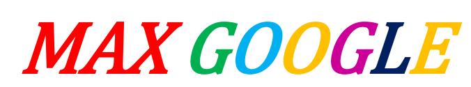 LOGO - Max Google