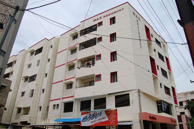 Max Properties Max Residency S S Colony, Madurai