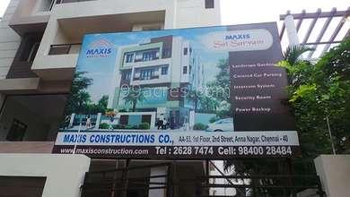 Maxis Constructions Co Maxis Sai Jayam Anna Nagar East, Chennai North