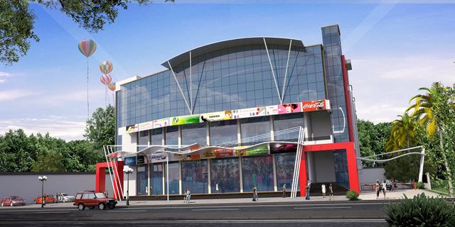 Maxx Pride Entrance