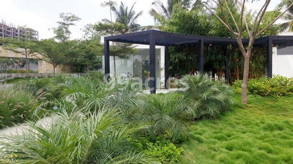 Global Golden Pearl Garden Area