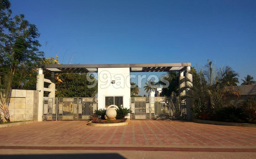 Global Golden Pearl Entrance