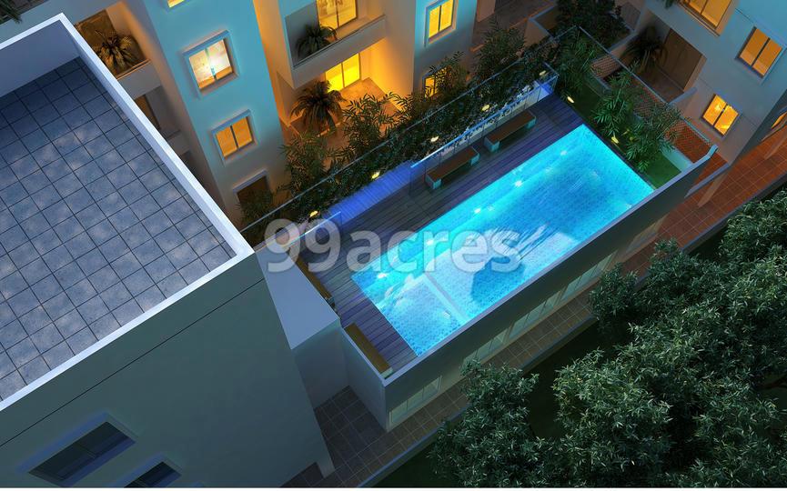 Ashrith Aspire Artistic Swimming Pool