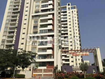 Meenakshi Group Builders Meenakshis Trident Towers Hi-Tech City, Hyderabad