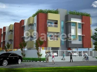 Meera Homes Chennai Meeras Ashvins Perumbakkam, Chennai South