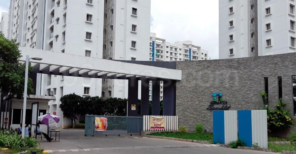 Megapolis Sparklet Entrance