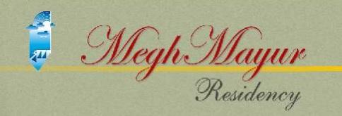 LOGO - Megh Mayur Residency
