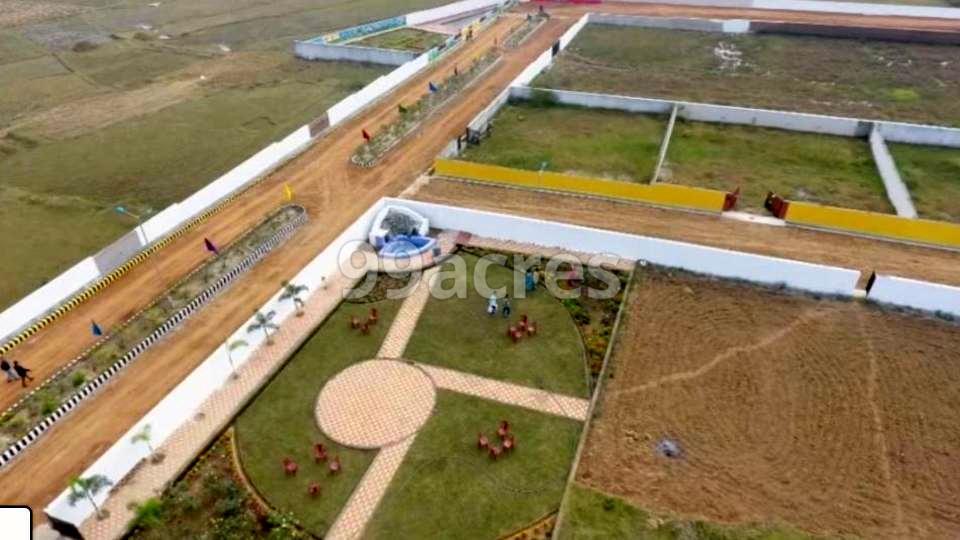 Hill View Farms Aerial View