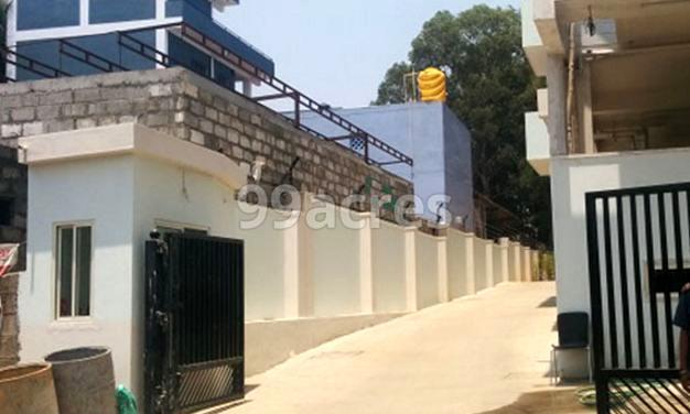 Metropolis Gurukrupa in Aishwarya Crystal Layout, Bangalore South
