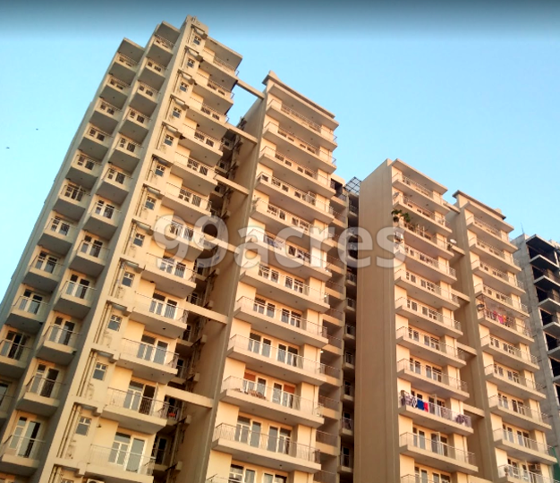 Mittal Rajnagar Residency Elevation